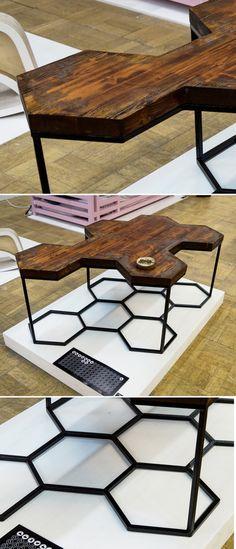 Крафт лаборатория Pine peaks, кофейный стол Foxy B (металл, сосна). #BasicDecor #furnituredesign #industrialdesign #objectdesign #дизайнмебели #russiandesign #coffeetable #coffeetabledecor #creativefurniture #дизайнерскаямебель #журнальныйстолик #красиваямебель