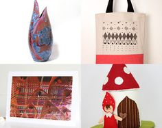 Gifts from Oz by Stuart McWilliam on Etsy--Pinned with TreasuryPin.com