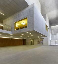 Galería de Ampliación de escuela de orientación en Kerzers / Morscher Architekten - 11