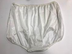 64b7c5622 (2) VENTURA Plus Size Nylon   Lace Brief Panties Size 14   7X BLACK