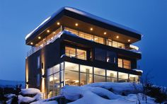 Eco 260 is the only chalet in Niseko with its own private swimming pool.