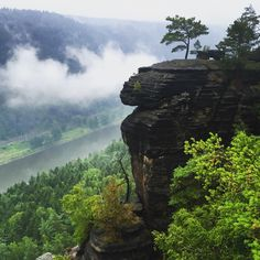 Labe|Elbe Bohemian Switzerland| North