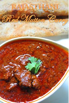 I came across this recipe through david rocco's cooking show. I fell in love with it because of its simplicity. It calls for few simple spices and spice powders. It turns out so yummy and so beautiful to look at it as well. The bright red colour with a thin layer of ghee floating over...Read More