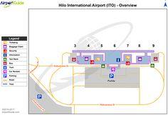 Punta Cana - Punta Cana International (PUJ) Airport Terminal Map ...