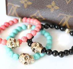 MadeByGirl - shop for pretty things. Obviously I love anything skull.