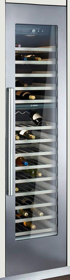 Bosch wine cooler - modular Integra coolers