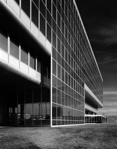 Los Angeles California Architectural Photography - Wayne Thom Photographer - Projects :: 1974 Federal Aviation Administration Los Angeles, CA. Federal Aviation Administration, Architectural Photography, Los Angeles California, View Photos, Architecture, News, Arquitetura, Architecture Illustrations