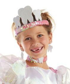 tooth fairy headband