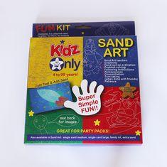 Sand Art Fun Kit