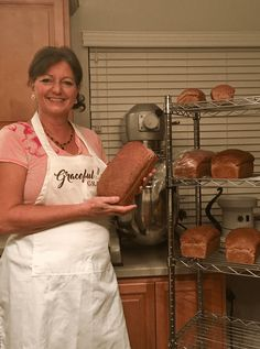 Graceful Grains is an award-winning small batch organic and all natural bakery located in in Lakeland, Florida, specializing in freshly-milled grains, including gluten-free, vegan, and bake kits.