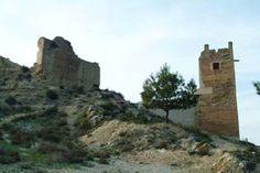 Castillo de Paleras de La Mota Pliego Murcia Spain