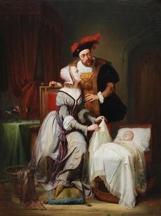 eigen thema: 1500 Karel V wordt geboren in Gent als zoon van Filips de Schone en Johanna 'De Waanzinnige' van Castillië.
