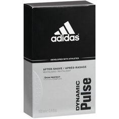 adidas Dynamic Pulse Revitalising After-Shave, 3.4 fl oz