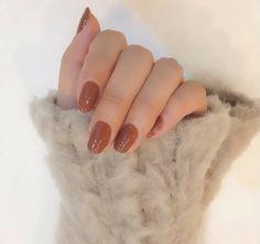 How to choose the shape of nails? - My Nails Best Nail Polish, Nail Polish Colors, How To Do Nails, Fun Nails, Nailart, Mauve Nails, Dream Nails, Pedicure Nails, Perfect Nails