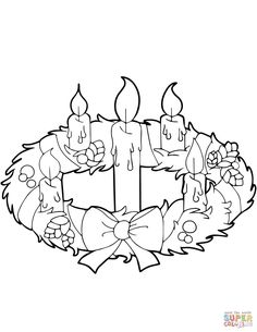 Advent Wreath Coloring Page Awesome Advent Wreath Coloring Pages Printable at Ge. : Advent Wreath Coloring Page Awesome Advent Wreath Coloring Pages Printable at Getcolorings Fox Coloring Page, Bunny Coloring Pages, Farm Animal Coloring Pages, Truck Coloring Pages, Free Coloring Pages, Printable Coloring Pages, Coloring Sheets, Coloring Books, Catholic Advent Wreath