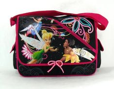 Disney Tinker Bell Full Size Black & Pink Messenger Bag Featuring the Fairies Disney,http://www.amazon.com/dp/B004X7TZHU/ref=cm_sw_r_pi_dp_Qs7Vsb0J98HRBR1G