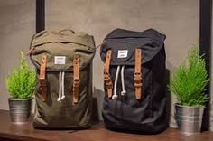 The Swedish bag brand Sandqvist was founded in 2004 by Anton Sandqvist when he made the first bag on an old industrial sewing mashine. One Bag, Backpacks, Anton, Sweden, Leather, Industrial, Bags, Sewing, Canvas