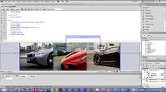 Acordeon de imagenes CSS3 Clase # 12 | Diseño Web