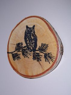 Check out this item in my Etsy shop https://www.etsy.com/listing/200355761/owl-painted-on-a-white-new-england-birch
