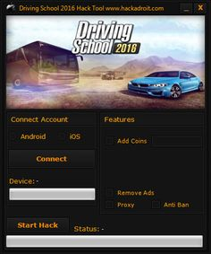 Driving School 2016 Hack Tool Download (iOS&Android)