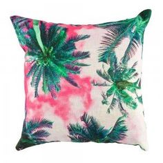 Palm Canyon Cushion