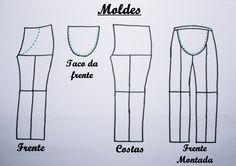 Guia de Calça compridas- Calças para gestantes https://francysrodrigues.wordpress.com/2015/05/08/guia-de-calca-comprida-calca-para-gestante/