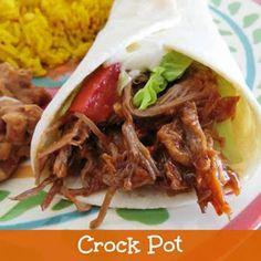 Shredded Beef Tacos and more of the best paleo crock pot recipes on MyNaturalFamily.com #paleo #crockpot #recipe