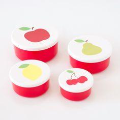 Lunch box fruits vente accessoires et objets décoration enfants : My Little Bazar.
