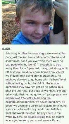 raise awareness #sad