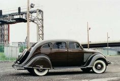 1938 Chrysler Airflow | This page updated 20 February 2009 ..Re-pin...Brought to you by #CarInsurance at #HouseofInsurance in #Eugene, Oregon