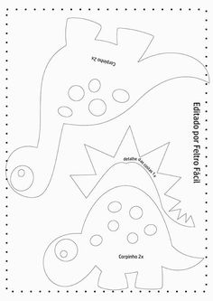 As you all know, I love quick sewing projects. Small and fast beginner sewing projects is … Felt Patterns, Applique Patterns, Craft Patterns, Sewing Patterns, Sewing Toys, Sewing Crafts, Felt Templates, Applique Templates, Card Templates