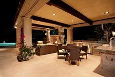 Outdoor Kitchens - Custom Pergolas - Covered Structures - Urbanlandscape.com