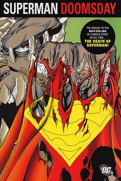 superman vs doomsday comic book | Doomsday vs Darkseid