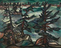 Fritz Brandtner - Georgian Bay