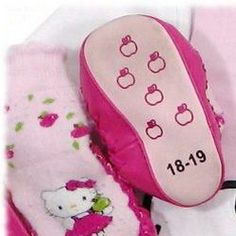 Tipps und Empfehlungen Größe von Babyschuhen