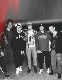 the wanted The thug life chose them