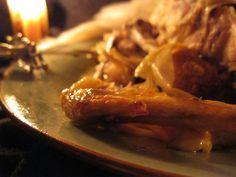 Game of Thrones Recipes  Honeyed Chicken