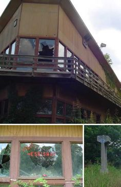 Going Downhill Fast: 12 Abandoned Ski Resorts Abandoned Buildings, Abandoned Places, Carroll County, Old Building, Back In Time, State Parks, Kentucky, Skiing, Spaces