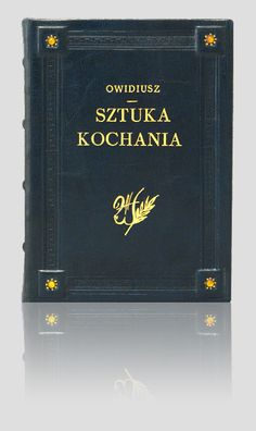 """Sztuka kochania"" Owidiusz - ""The Art of Loving"" Ovid. Valuable book. Hand made paper. Perfumed book. Unique leather binding. http://www.kurtiak-ley.com/ovid-the_art_of_loving/. Luksusowa oprawa w skórę. Unikatowa książka artystyczna. Książka pach­nąca. http://www.kurtiak-ley.pl/owidiusz-sztuka-kochania/."