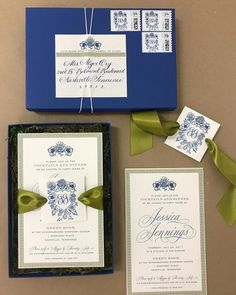 """45 Likes, 6 Comments - Custom Invitations (@nicoandlala) on Instagram: """"Another shot of these stunning #40thbirthday invitations we mailed out a few weeks ago in boxes…"""""""