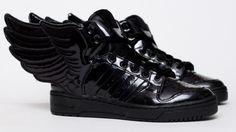 adidas JS Wings 2.0 - Black