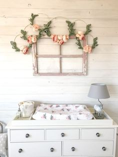 I am so excited to finally be sharing our baby girl's nursery with you! It feels like just