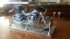 Harley davidson flh electra glide tincan handmade ( by faisal rizal )