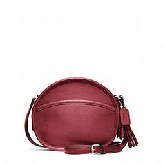 Cute ! The Small Bag Shop: Coach Legacy Leather Cateen Bag
