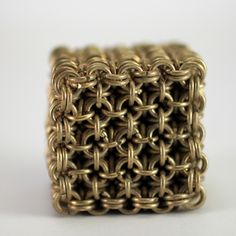 chainmail cube - Google Search