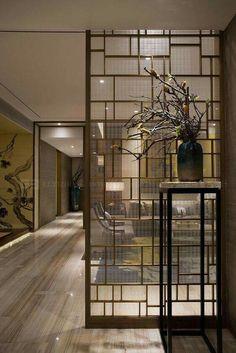 80 Stunning Privacy Screen Design for Modern Home Living Room Partition Design, Living Room Divider, Room Partition Designs, Partition Ideas, Glass Room Divider, Room Divider Walls, Room Divider Bookcase, Divider Cabinet, Screen Design