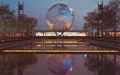 Unisphere - New York Worlds Fair 1964-65 by The Pie Shops Collection, via Flickr