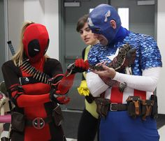 Snakes & Superheros, how could this #Scicomm be any cooler?
