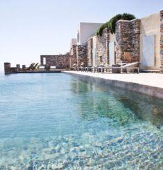 Luxury Greek Island Holidays with Sifnos Hotel Verina Astra Unique Hotels, Best Hotels, Week End Romantique, Greek Island Holidays, Villa Pool, Island Villa, Greece Hotels, Greek Beauty, Greece Holiday