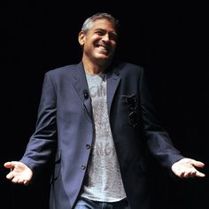 Pin for Later: Here's Why You Don't Want to Ever Mess With George Clooney